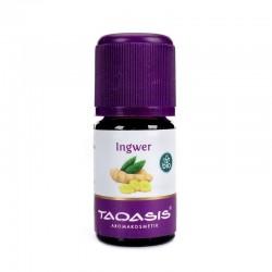 100% czysty olejek eteryczny imbirowy - Imbir, 5 ml BIO, Zingiber officinalis - Sri Lanka, Taoasis